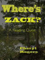 Where's Zack? A Reading Quest