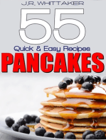55 Quick & Easy Recipes Pancakes