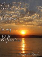 God's Wisdon in My Reflections