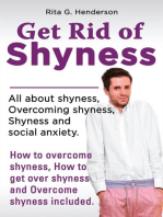 Get Rid of Shyness