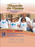 Rhapsody of Realities September 2013 French Edition