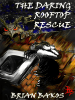 The Daring Rooftop Rescue
