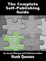 Self-Publishing Guides
