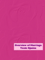 Overview of Marriage