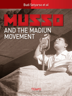 Musso and the Madiun Movement