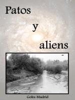 Patos y aliens