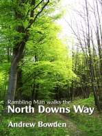 Rambling Man Walks The North Downs Way
