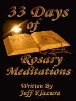 33 Days of Rosary Meditations