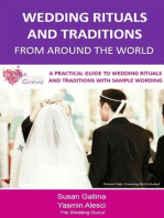 Wedding Rituals and Traditions from Around the World