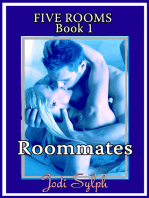 Roommates (Five Rooms Book 1)