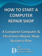 How To Start A Computer Repair Shop