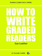 How To Write Graded Readers