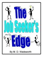 The Job Seeker's Edge