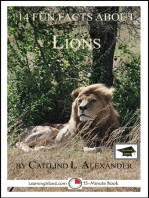 14 Fun Facts About Lions