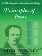 Principles of Peace Finney's Lessons on Romans Volume II Expanded E-Book Edition