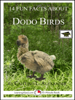 14 Fun Facts About Dodo Birds