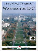 14 Fun Facts About Washington DC