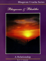 Bhagawan And Bhakta