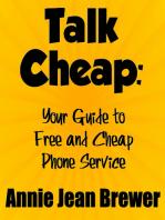 Talk Cheap