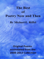 The Best of Poetry Now and Then