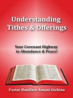 Understanding Tithes & Offerings