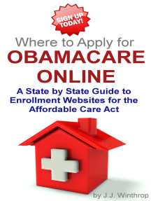 Where to Apply for Obamacare Online: A State by State Guide