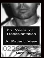 25 Years of Transplantation
