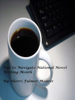 Tips to Navigate National Novel Writing Month