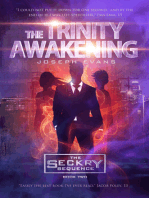 The Trinity Awakening (The Seckry Sequence Book 2)