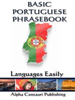 Basic Portuguese Phrasebook
