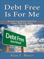 Debt Free is For Me