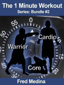 The 1 Minute Workout Series Bundle 2: Warrior, Cardio 2.0 & Core