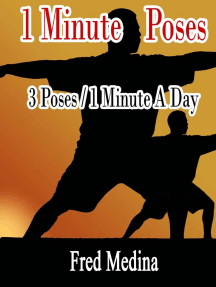 1 Minute Poses: 3 Poses for 1 Minute A Day