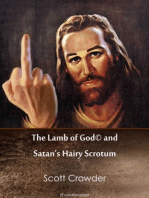 The Lamb of God© and Satan's Hairy Scrotum