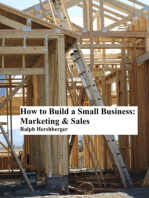 How to Build a Small Business