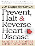Prevent, Halt & Reverse Heart Disease