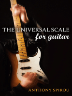 The Universal Scale for Guitar