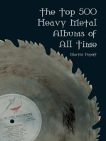 Top 500 Heavy Metal Albums of All Time, The