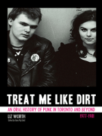 Treat Me Like Dirt