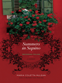 Summers in Supino: Becoming Italian