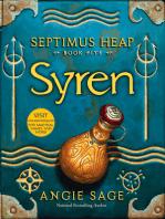 Septimus Heap, Book Five