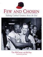 Few and Chosen Cardinals