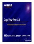 gageview-pro-v3-5-epoch Free download PDF and Read online