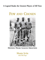 Few and Chosen Negro Leagues