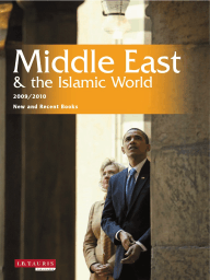Middle East & the Islamic World 2009-2010