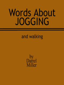 Words about Jogging