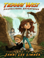 Tiernay West, Professional Adventurer
