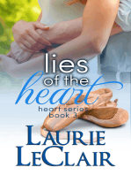 Lies Of The Heart (Book 3, The Heart Romance Series)
