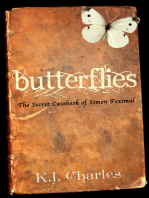 Butterflies (The Secret Casebook of Simon Feximal)
