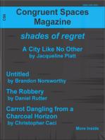 Congruent Spaces Magazine, Issue 8